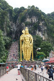 The world's tallest statue of Murugan, a Hindu deity Stock Photo