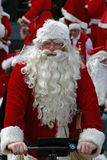 The World Santa Claus Congress in Copenhagen Royalty Free Stock Image