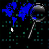 World Search Stock Images