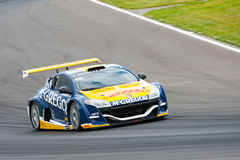 World series por Renault Fotos de Stock Royalty Free