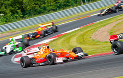World series por Renault Fotos de Stock