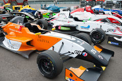 World Series by Renault Royalty Free Stock Photo