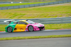 World Series by Renault Royalty Free Stock Photography