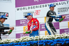 World Series by Renault Stock Image