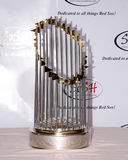 World Series Trophy. Royalty Free Stock Image