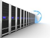 World server Stock Photography