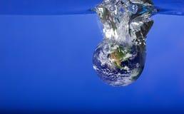 World Sinking in Water Stock Photos