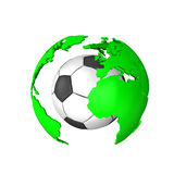 World Of Soccer Royalty Free Stock Image