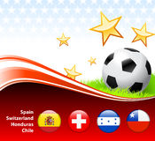 World Soccer Event Group H. 