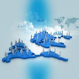 World Social Network Royalty Free Stock Images