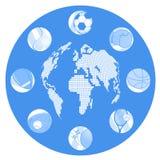 World sport Stock Image