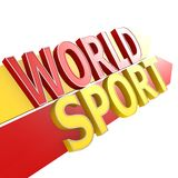 World sport Royalty Free Stock Images
