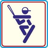 World Sport training, icon, Illustrations. World Sport icon, Illustrations Stock Illustration