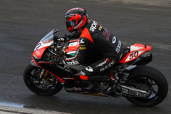 World Superbike Championship royalty free stock image
