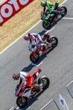 World Superbike Race Jerez 2016 Royalty Free Stock Photo