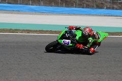 World Supersport Championship Royalty Free Stock Images
