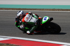 World Supersport Championship Royalty Free Stock Photos