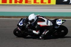World Supersport Championship royalty free stock photos