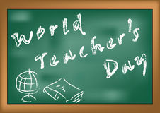 World Teacher's Day Royalty Free Stock Photos