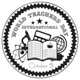 World Teachers Day International Stock Image