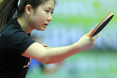 World Team Table Tennis Championships Royalty Free Stock Images