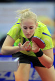 World Team Table Tennis Championships Royalty Free Stock Photography