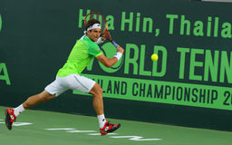 World Tennis Championship 2015 Royalty Free Stock Photos