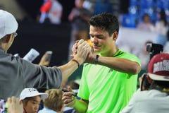World Tennis Championship 2015 Stock Photo