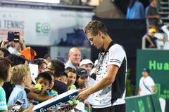 World Tennis Championship 2015 Royalty Free Stock Photos