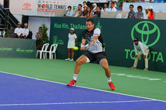 World Tennis Championship 2015 Royalty Free Stock Images
