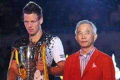 World Tennis Championship 2015 Stock Images