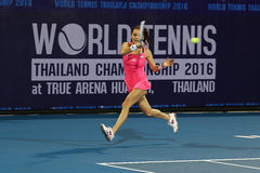 World Tennis Thailand Championship 2016 Stock Images