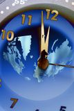 World Time. Done with graphic overlay Stock Photos