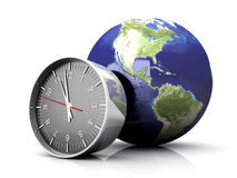 World Time Royalty Free Stock Photography