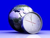 World Time Stock Photos
