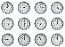 World time Stock Image