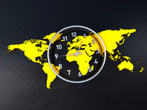 World time Royalty Free Stock Photo