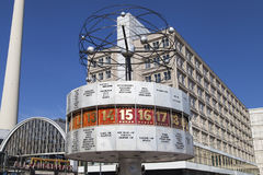 World Time Clock at Alexanderplatz