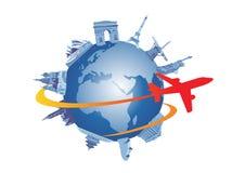 World tour Stock Photo