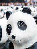 World tour 1,600 pandas in Bangkok Stock Image