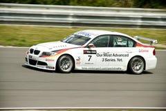 World touring car championship in brno 2009 Stock Photo