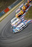 World touring car championship in brno 2009 Royalty Free Stock Photo