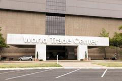 World Trade Center à Dallas photographie stock