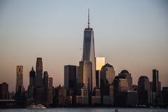 World Trade Center imagens de stock