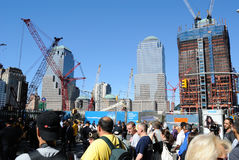 World Trade Center Royalty Free Stock Photography