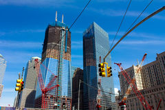 World  Trade Center Royalty Free Stock Photo
