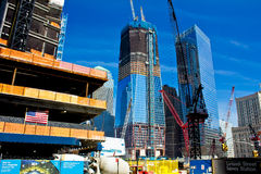 World  Trade Center Royalty Free Stock Image