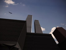World Trade Center Photos libres de droits