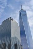 World Trade Center Arkivbild