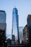 2 World Trade Center Imagem de Stock